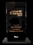 IHW 2020 Award for Preventive Care