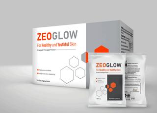 Zeo Glow Mockup
