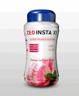 Zeo Insta XT 750 g Jar