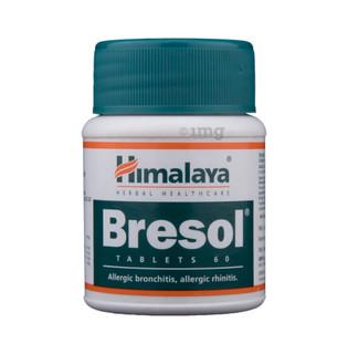 himalaya bresol tablets
