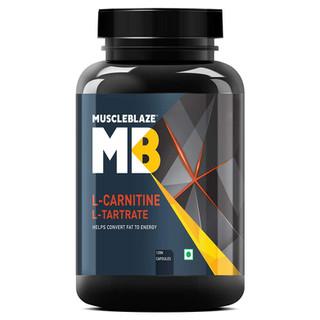 muscle blaze L Carnitine L Tartrate