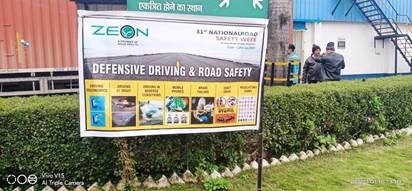 Defense Driving and Road Safety