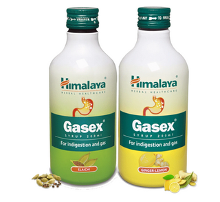 gasex syrup