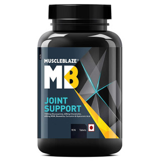 muscle blaze joint support tablets