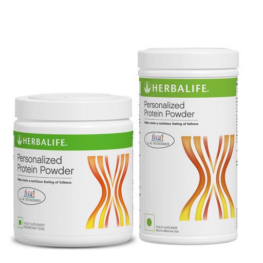 Herbalife Personlaised Protein powder.jp