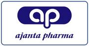Ajanta Pharma #logo