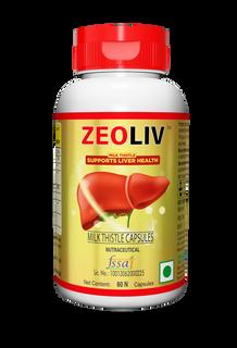 ZeoLiv 60N Bottle