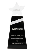 Mento of Appreciation, Herbalife Nutrition