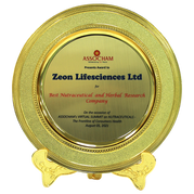 Assocham Best Nutraceutical and Herbal Research Company 2021