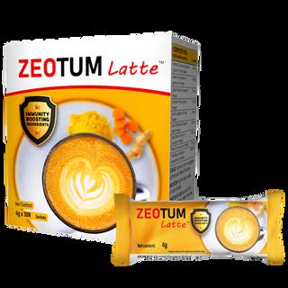 Immunity Booster Manufacturer - ZeoTum Latte
