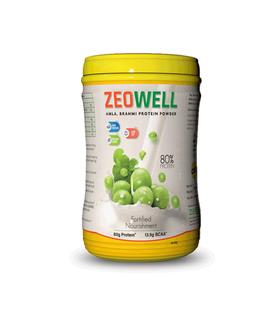 Zeo Well Jar Mockup
