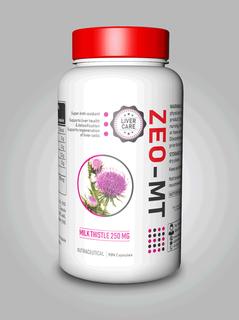 Zeon Calcium 60 Tablet Bottle (Single)