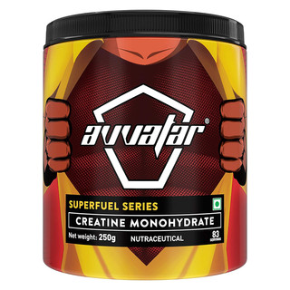 parag abbatar creatine monohydrate