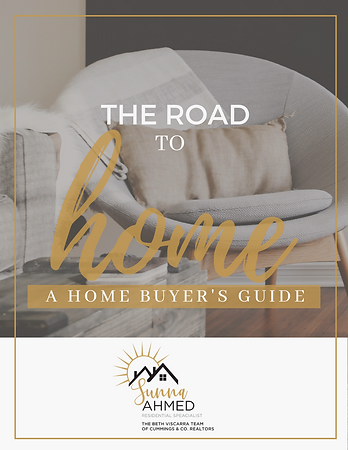 First time home buyer's guide (dragged).