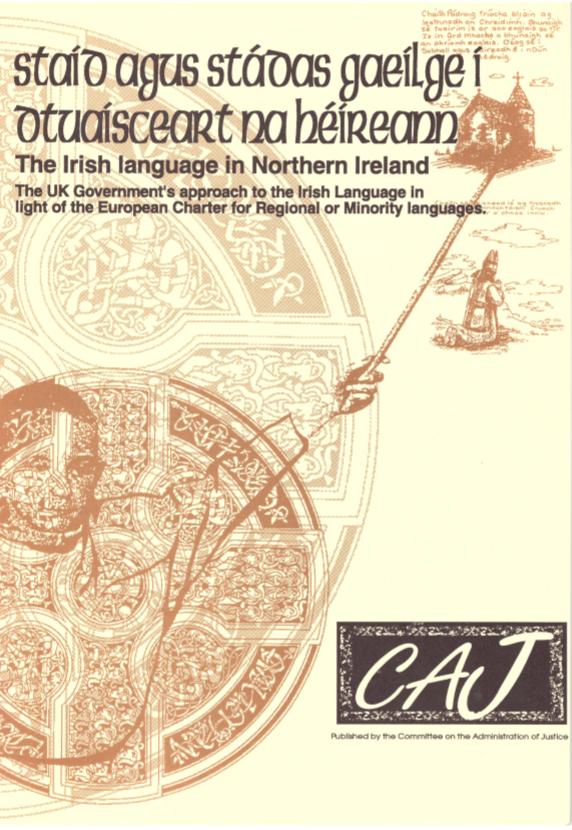 Staid agus Stadas an Gaeilge
