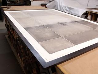 Blackbird Framing does large!