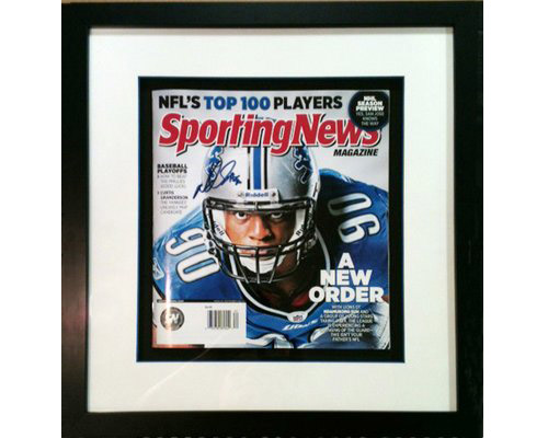 Collectable Sports Page