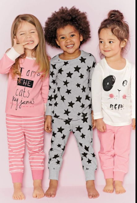 kids night wear