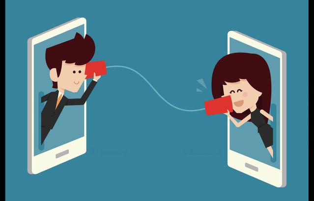 La telefonata: Hannes & Theresa  (genere:sit-com)