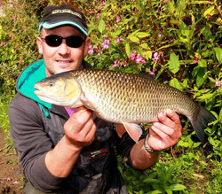 Night out leads to 6lb 3oz chub from the Wear.jpg
