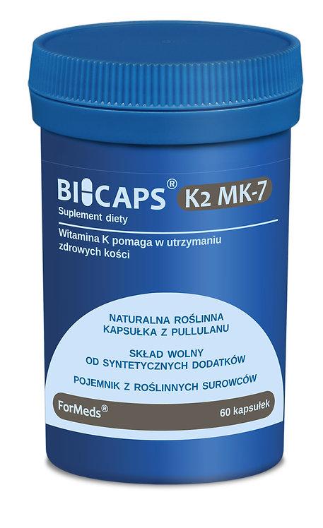 BICAPS K2 MK-7 60kaps Formeds