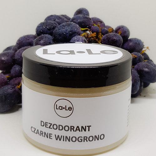 Dezodorant Ekologiczny w Kremie z Olejkiem Czarne Winogrono La-Le 150ml