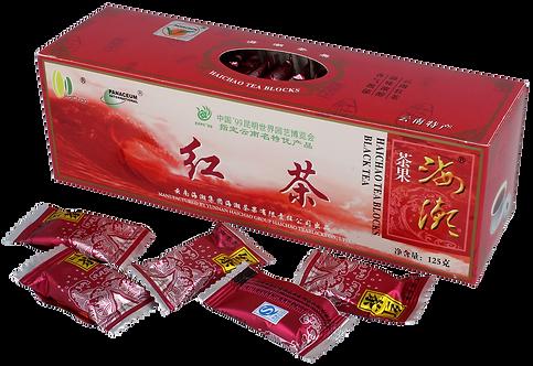 Herbata Czarna Prasowana Black Yunnan 125g Meridian