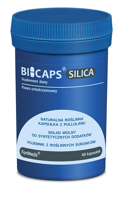 BICAPS Silica 60kaps Formeds