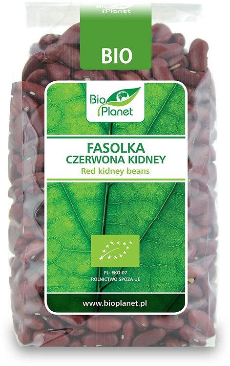 Fasolka Czerwona Kidney BIO 400g Bio Planet