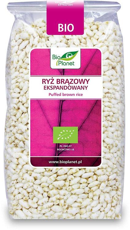 Ryż Brązowy Ekspandowany BIO 150g Bio Planet