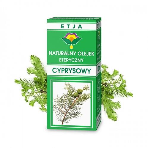 Olejek Eteryczny Naturalny - Cyprysowy 10ml ETJA