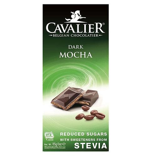 Czekolada Deserowa z Nadzieniem Kawowym 85g Cavalier
