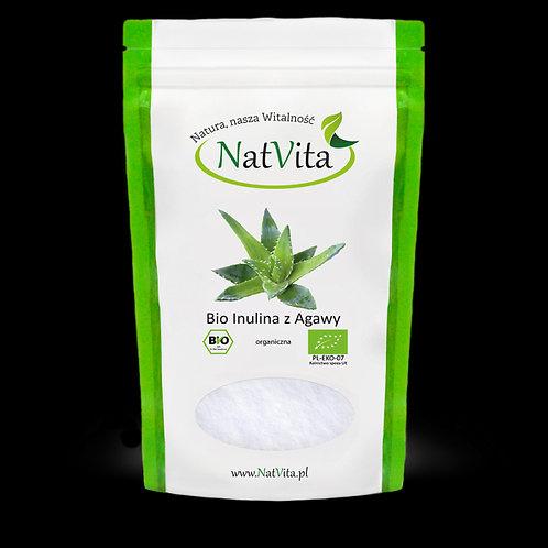 Inulina z Agawy BIO 150g NatVita