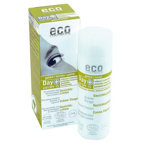 Day Plus SPF 15 Krem do Twarzy na Dzień 50ml Eco Cosmetics