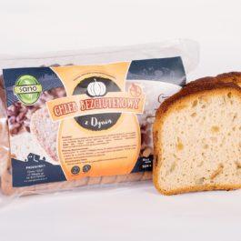 Chleb Bezglutenowy z Dynią 350g Sano