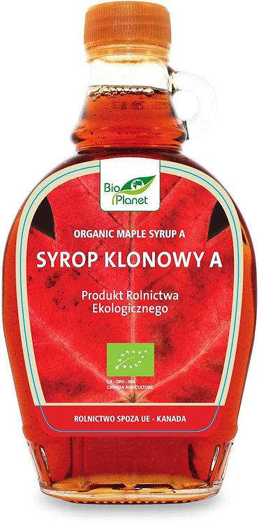 Syrop Klonowy A BIO 250ml Bio Planet