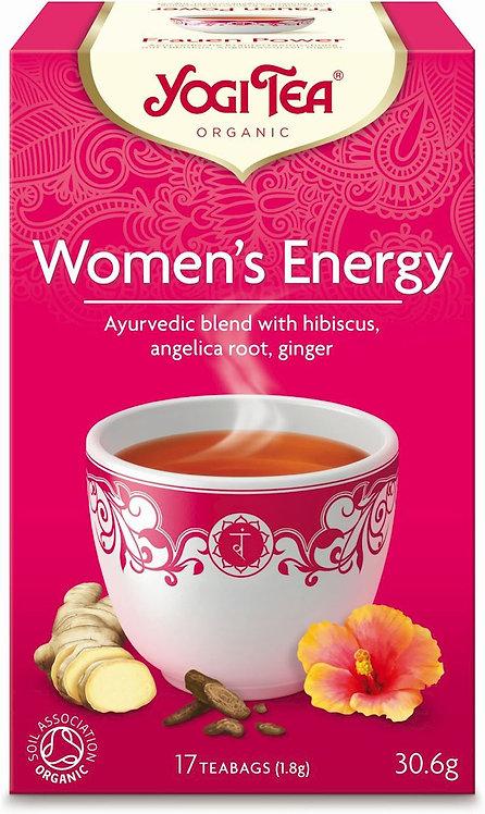 Dla kobiety: Energia WOMEN'S ENERGY Bio Yogi Tea