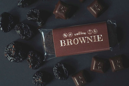Baton Brownie 50g Baton Warszawski