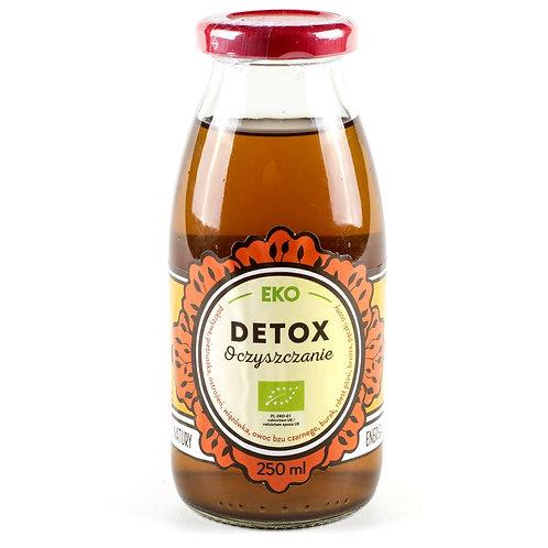 Napój Detox BIO 250ml Dary Natury