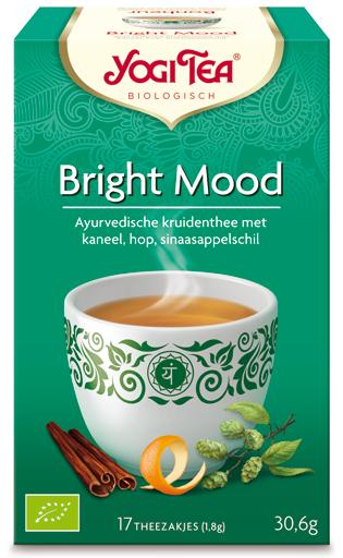 Dobry nastrój BRIGHT MOOD Bio Yogi Tea
