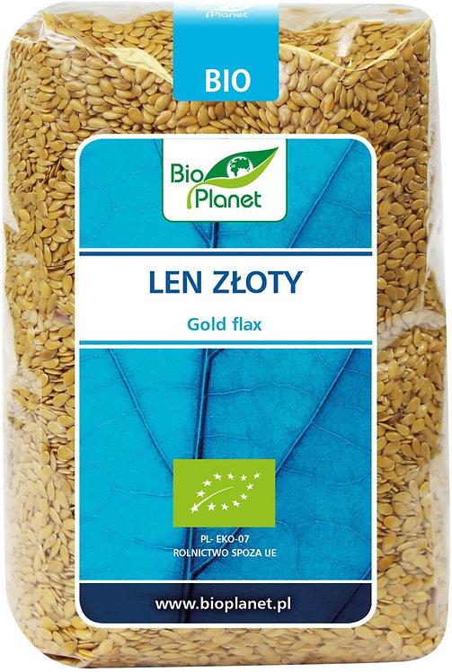 Len Złoty BIO 400g Bio Planet