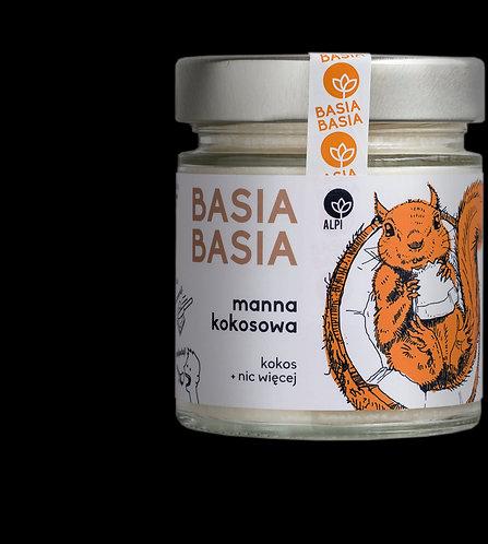 BasiaBasia Manna Kokosowa 210g Alpi