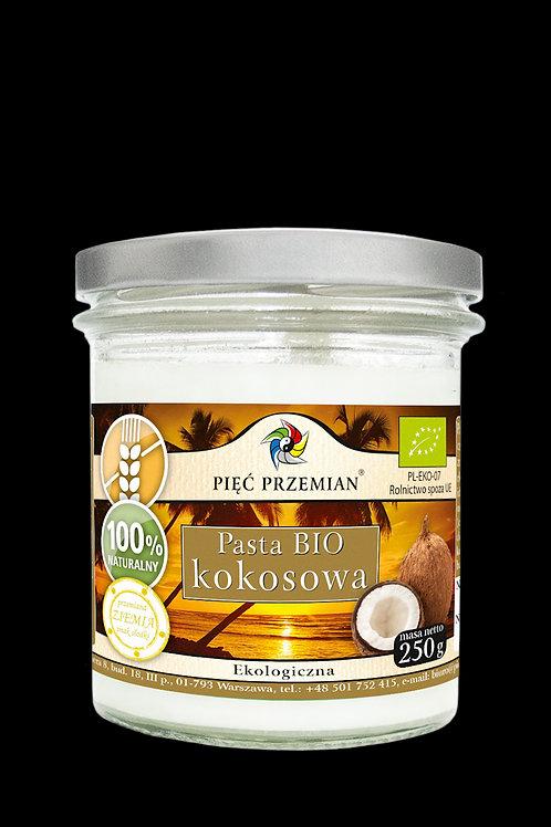 Pasta Kokosowa BIO 250g Pięć Przemian