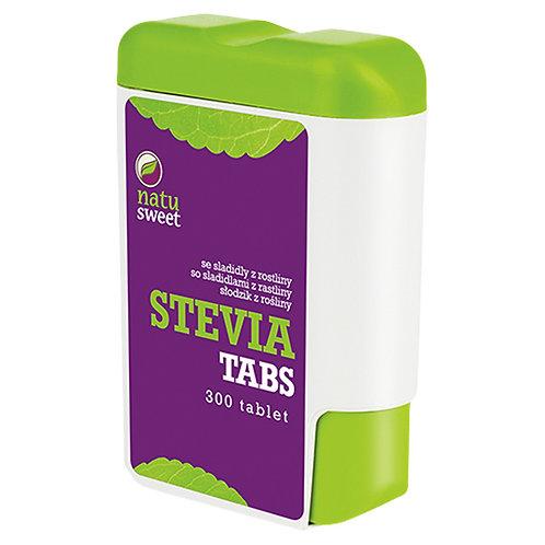 Stewia w Tabletkach 18g (300 tabletek) Natusweet