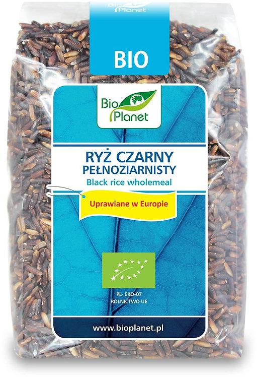 Ryż Czarny Pełnoziarnisty ( Uprawiany w Europie) BIO 400g Bio Planet