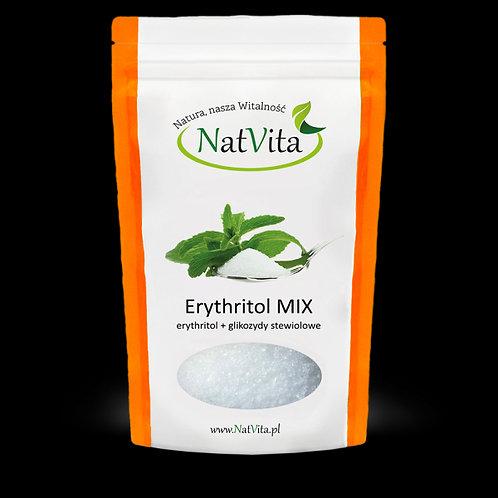 Erytrytol + Stewia Ekstrakt 95% 100g Natvita