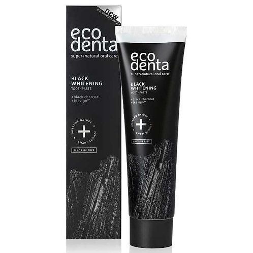 ECODENTA - PASTA DO ZĘBÓW EXTRA BLACK WYBIELAJĄCA z węglem drzewnym 100 ml