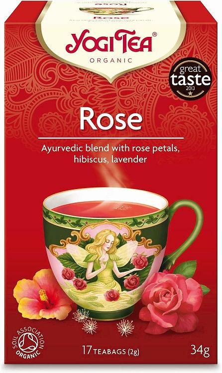 Różana ROSE Bio Yogi Tea