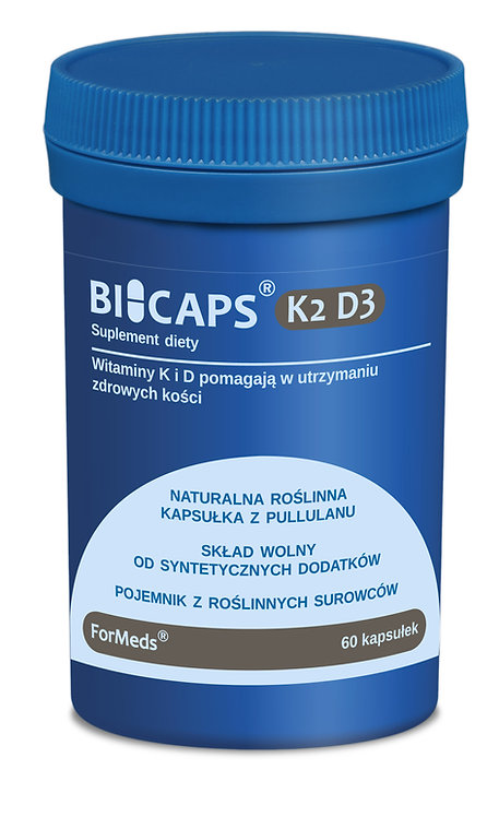 BICAPS K2 D3 60kaps Formeds