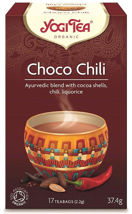 Czekoladowa chili CHOCO CHILI Bio Yogi Tea